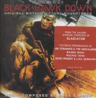 BLACK HAWK DOWN (OST) (CD)