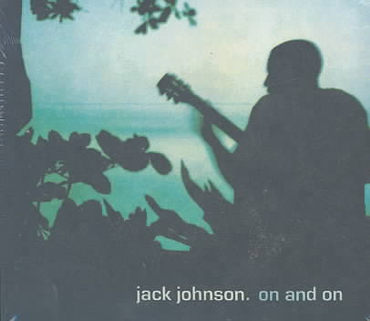 ON AND ON BY JOHNSON,JACK (CD)