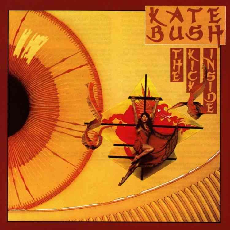 KICK INSIDE BY BUSH,KATE (CD)