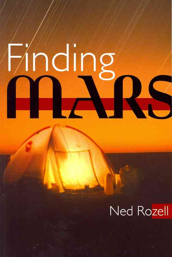 Finding Mars By Rozell, Ned